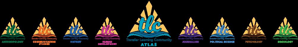 Transfer Learning Communities: Anthropology, Communication Studies, History, Human Development, ATLAS, Journalism, Political Science, Psychology, Sociology