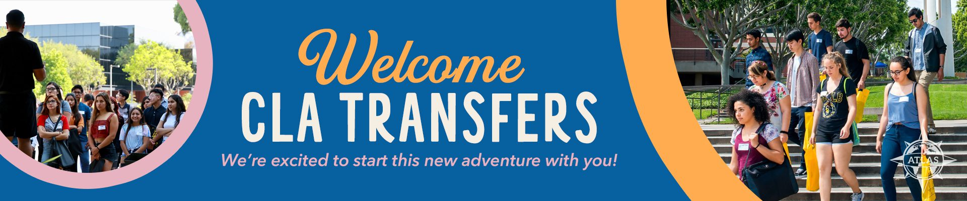 Welcome CLA Transfers