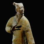 Picture of Chinese Figurine