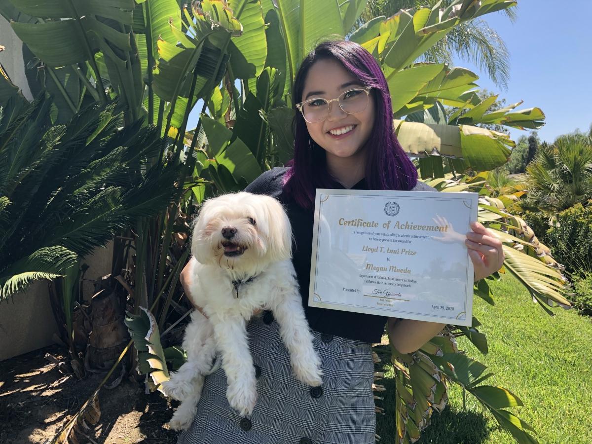 Lloyd T. Inui Prize, Megan Maeda