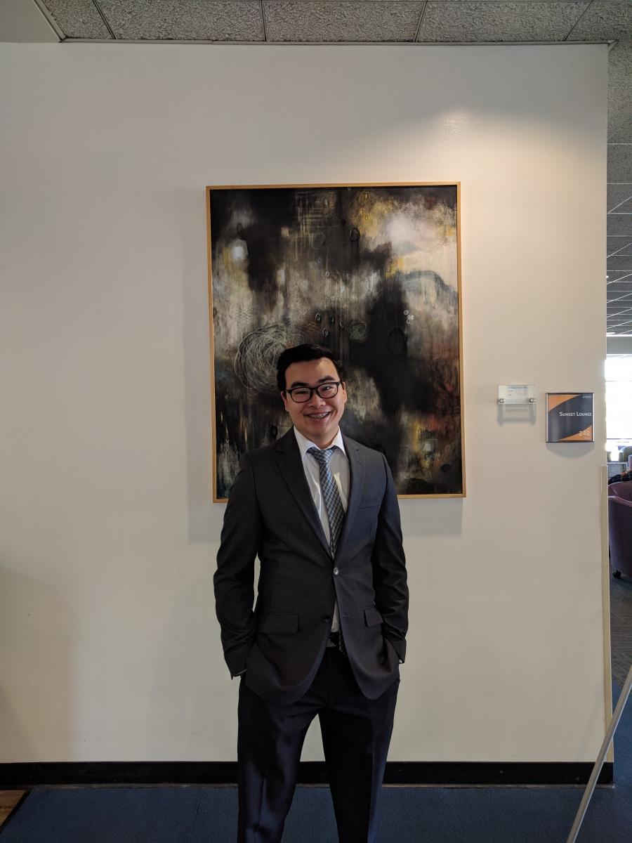 Taiwan Essay Contest, Aaron Chiu
