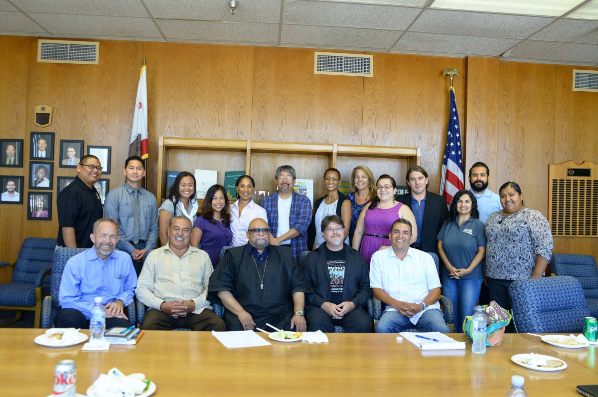 CHLS Partners with LBUSD for the High Schools' Ethnic Studies Program - Fall 2015