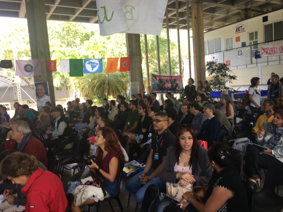 International Workshop on Emancipatory Paradigms, Habana