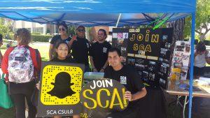 Student Communication Association group