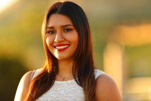 Estefania Saario, Peer Mentor Fall 2020