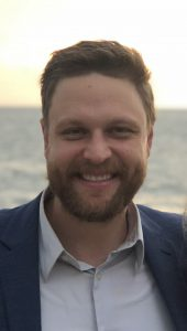Jason Robbins, Peer Mentor Fall 2020