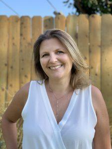Julie Hart, Lead Peer Mentor Fall 2020