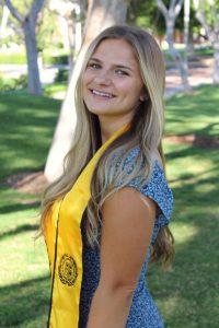Lexi King, Lead Peer Mentor Fall 2020