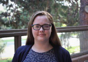 Sarah Wilson--Lead CTC Peer Mentor