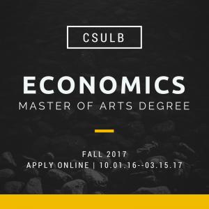 ma economics application deadline