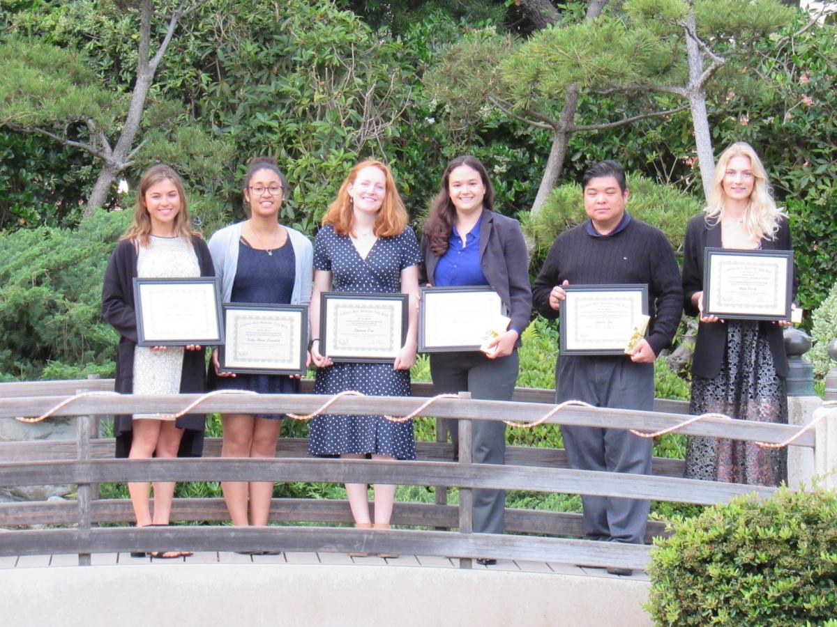 Economics Scholarship Recipients