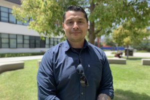 Student Spotlight: Mario Vasquez