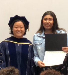Outstanding Grad - Jacqueline Juarez