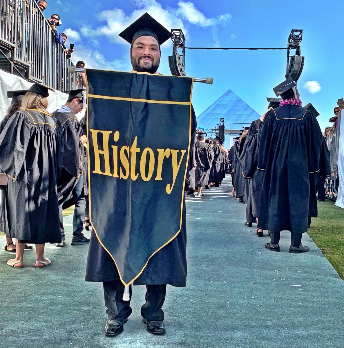 History Graduation 2019
