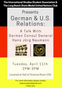 German & US Relations-