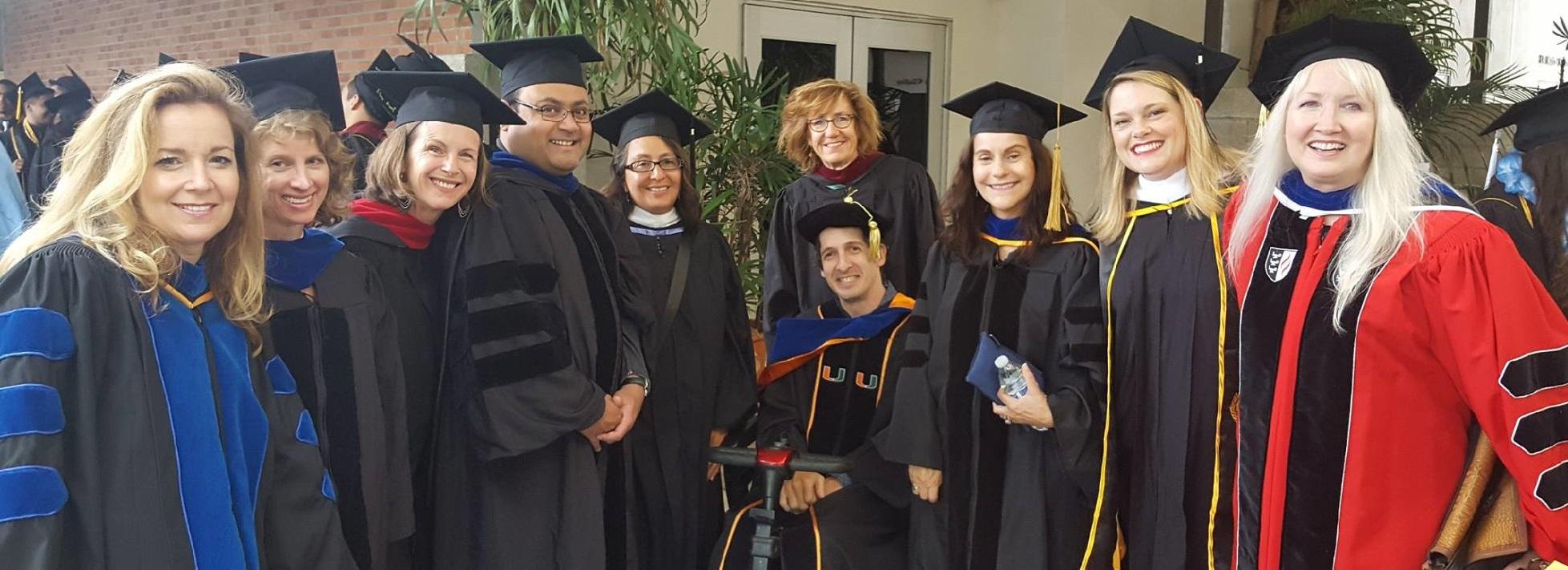 Faculty Grad 2017