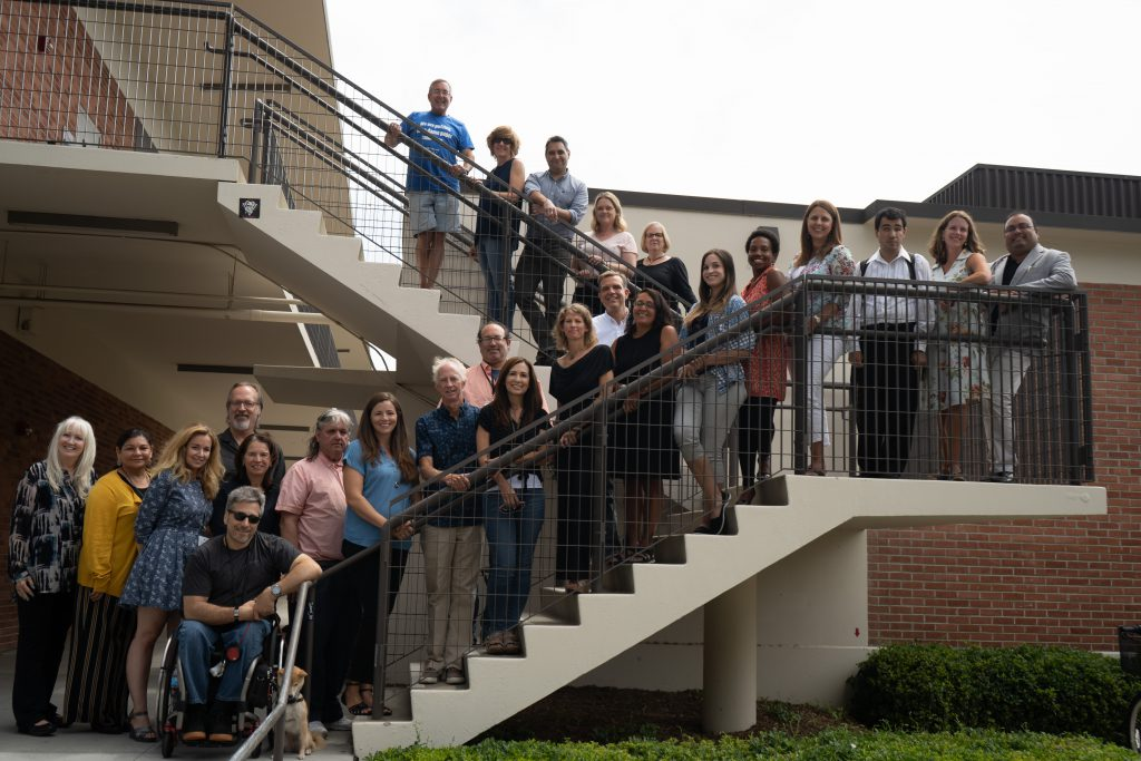 JPR Faculty and Staff Fall 2018