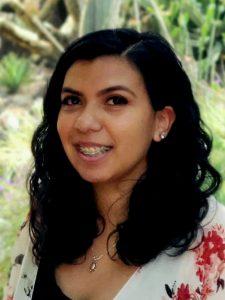 Portrait Ana Cervantes