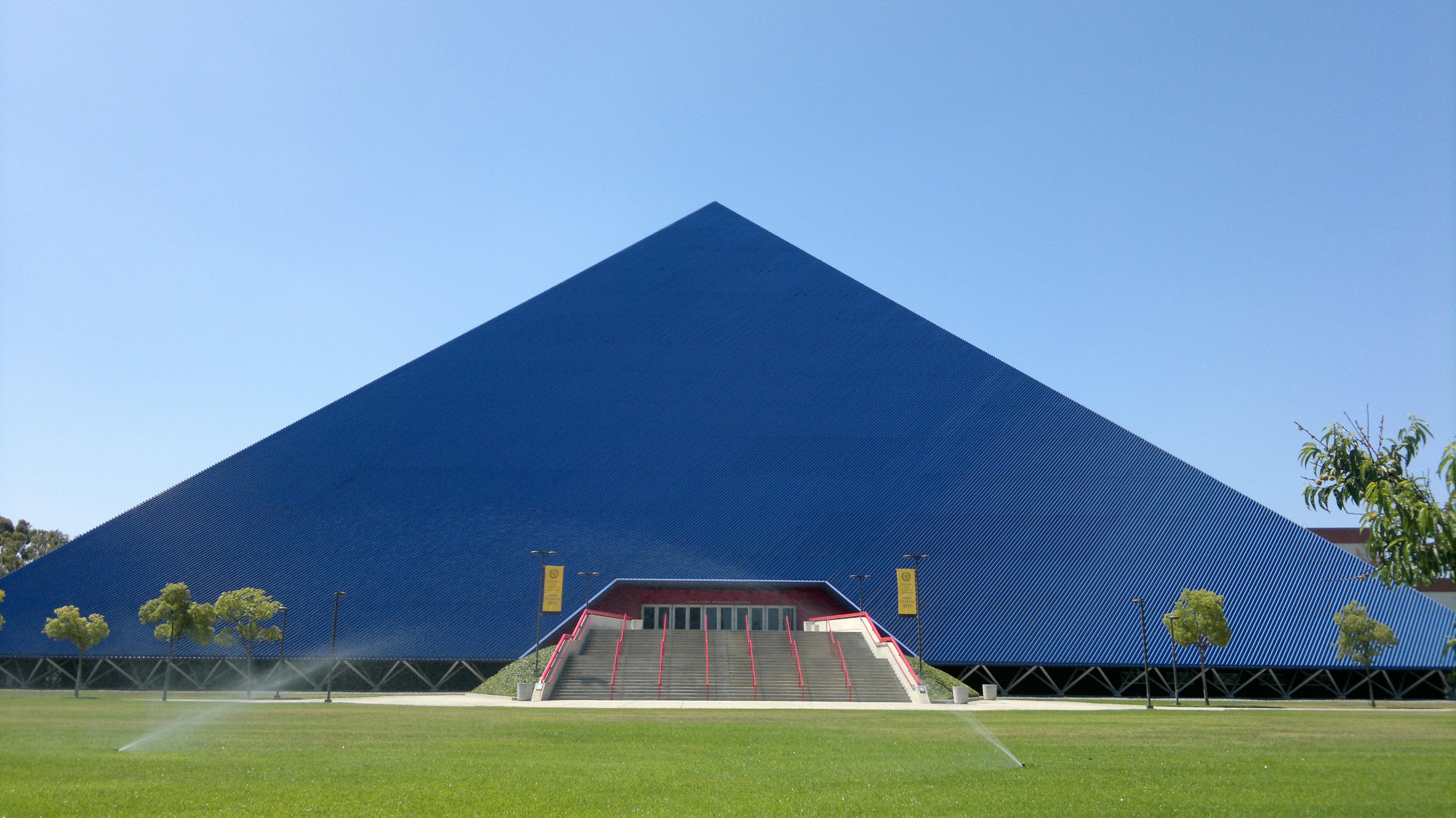 CSULB Pyramid