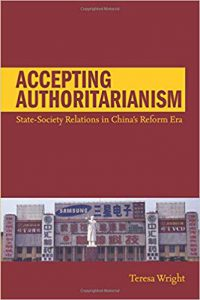 Accepting Authoritarianism Cover