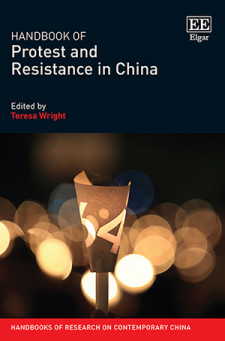 Handbook of Protest and Resistance in China Cover