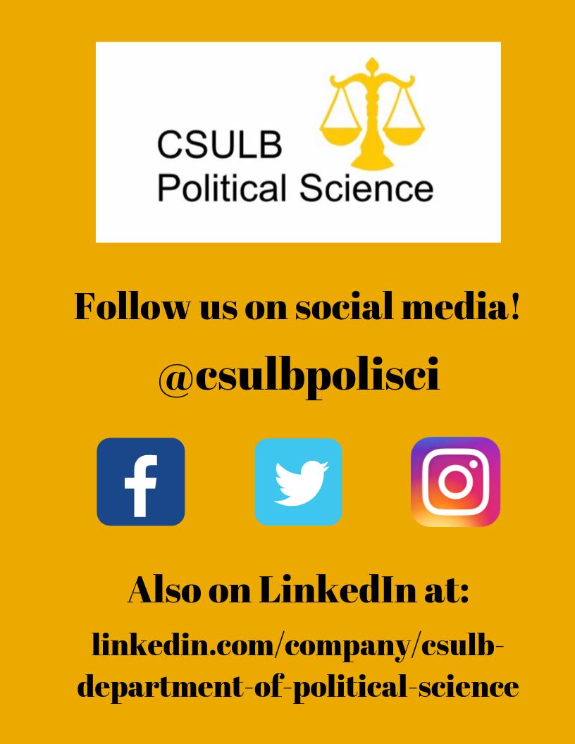 Follow Polisci on Social Media