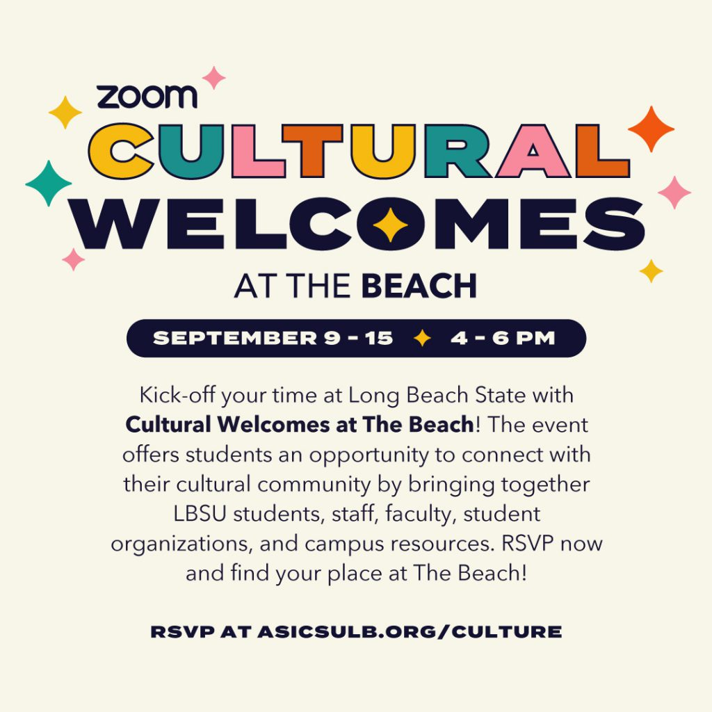 Cultural Welcomes at the Beach