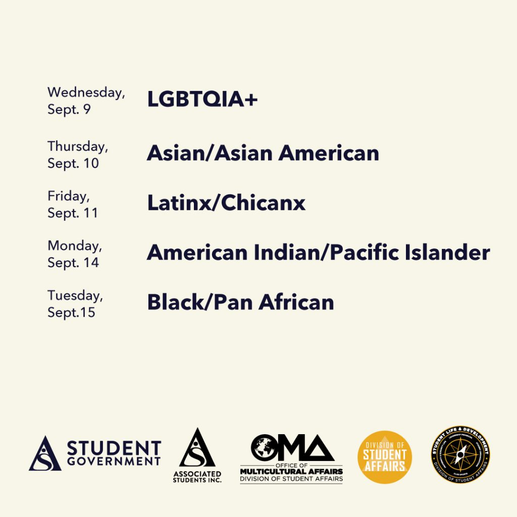 Cultural Welcome Dates
