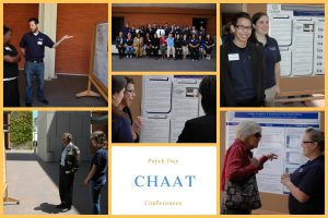 CHAAT Conference Collage
