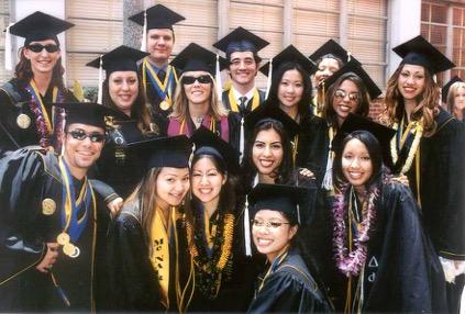 Graduating Psychology Students