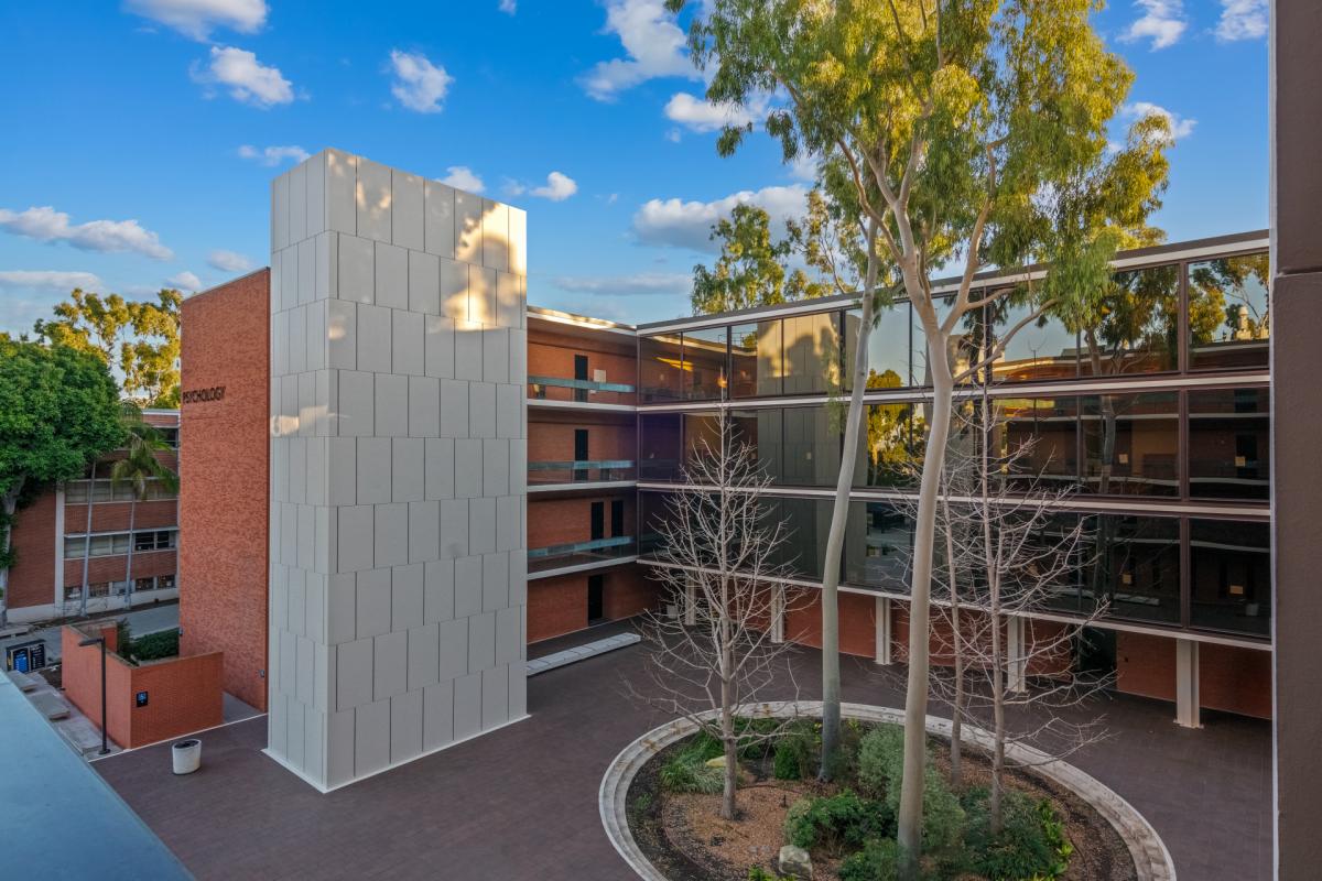 CSULB Psychology Building