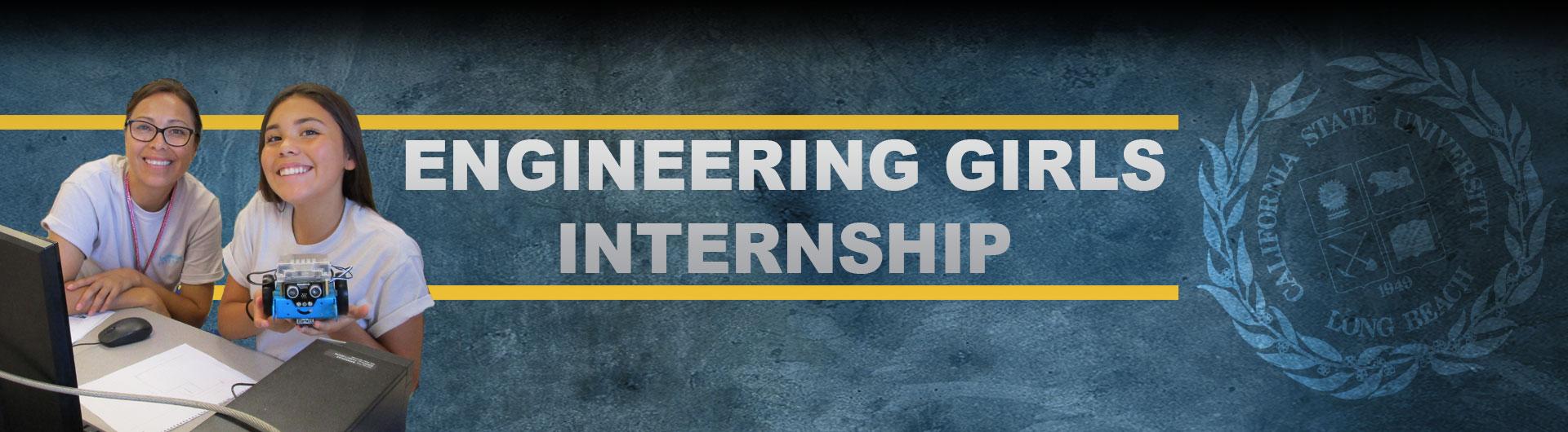 Engineering Girls Internship