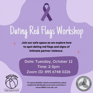 Dating Red Flags Workshop