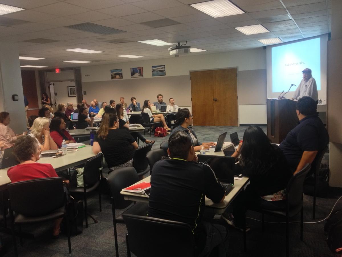 Summer 2015 Holocaust Teacher Training Workshop