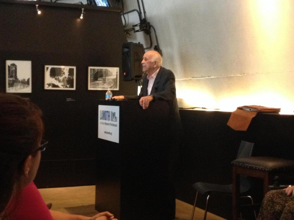 Summer 2014 Holocaust Teacher Training Workshop