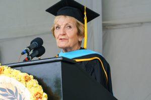 Marnos Lelesi - Distinguished Alumni and speaker