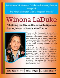 Winona LaDuke Flyer - Revised - 04-06-15-page-001