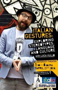 ItalianGestures