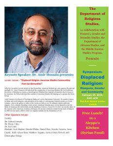 Symposium 2016 Flyer - Displaced Religion