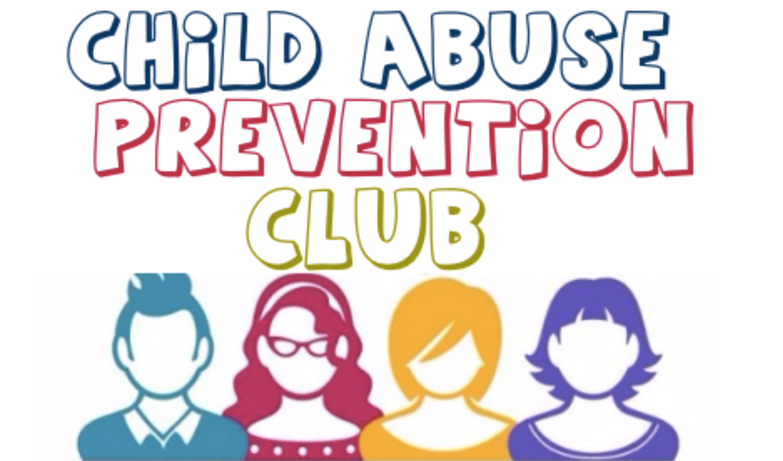 Child Abuse Prevention Club logo