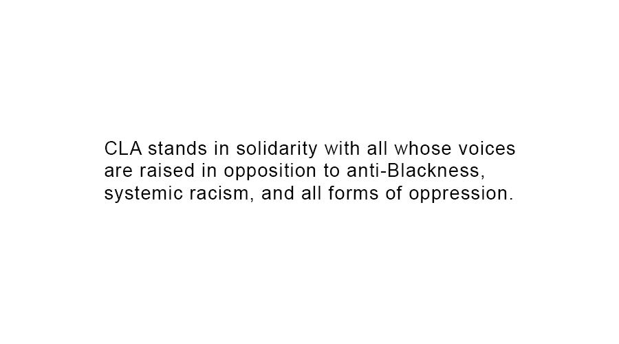 The College of Liberal Arts stands in solidarity with all whose voices are raised in opposition to anti-Blackness, systemic racism, and all forms of oppression.